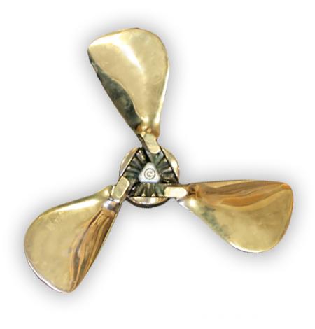 Gori Propeller 3 Blade Open