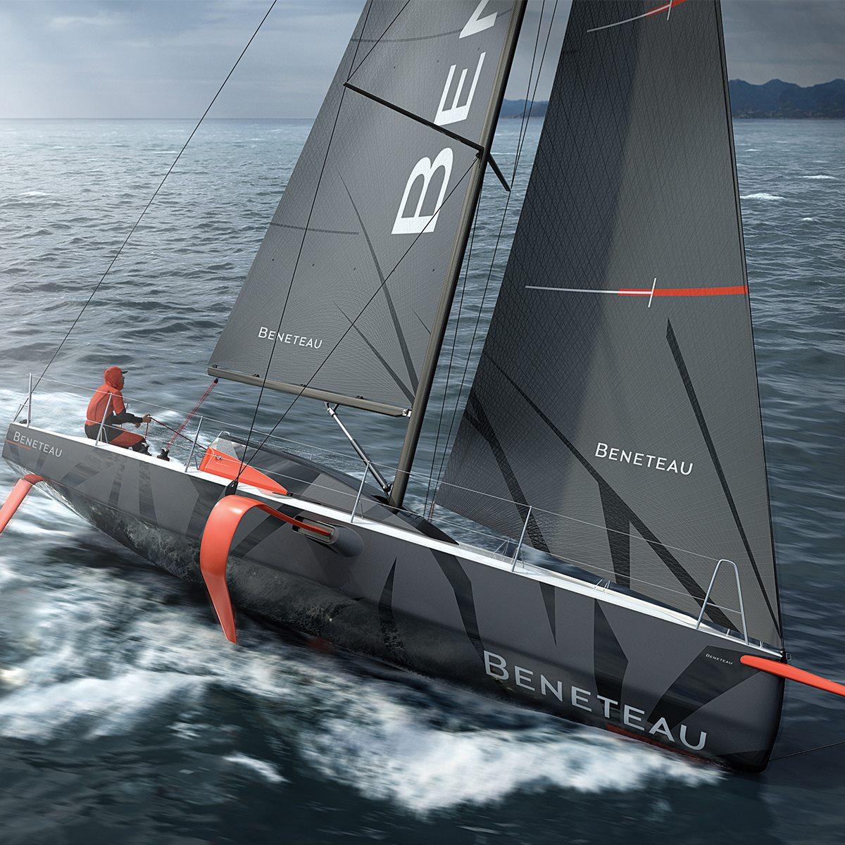 Foiling One-Design FIGARO Beneteau 3 Gori